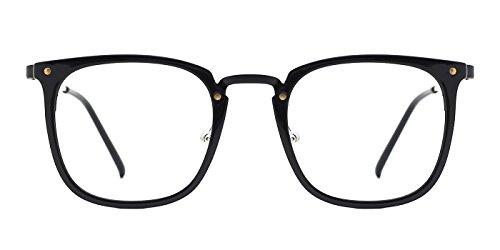 TIJN Square Acetate Frames with Metal Wiring Optical - Acetate Eyeglasses