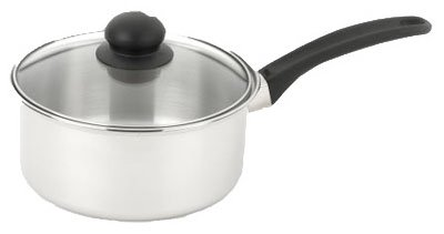 Good Cook Stainless Steel Sauce Pans