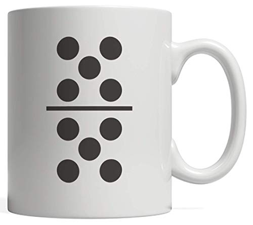 Domino Game 5 5 Halloween Group Costume Mug - Funny Gift Idea For Player Who Loves Playing Dominos Game With Group Of People! For kids Players Who Love To Play Board Games]()