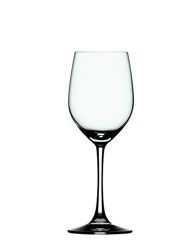 (Spiegelau 4510272 Vino Grande White Wine Glasses, Set of 4, Clear)