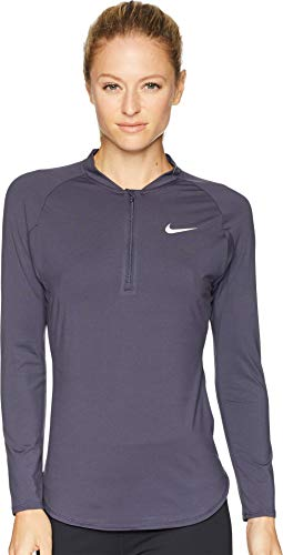 Gridiron Hz Top Nike white Nkct W shirt Ls Pure T Femme qR4Sxz