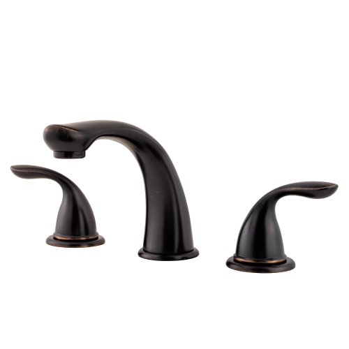 Pfister Pfirst Series 2-Handle Roman Tub Trim, Tuscan Bronze