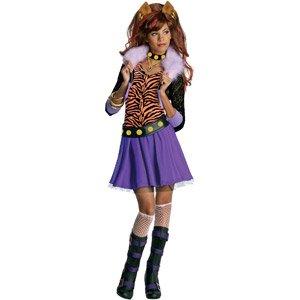 Halloween Costumes Monster High Clawdeen Wolf Child Halloween Costume ()