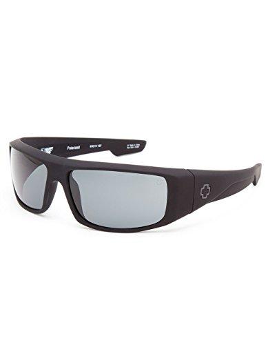 SPY Happy Lens Logan Polarized Sunglasses, Matte - Spy Sunglasses Logan