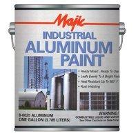YENKIN MAJESTIC PAINT 8-0025-1 Industrial Aluminum
