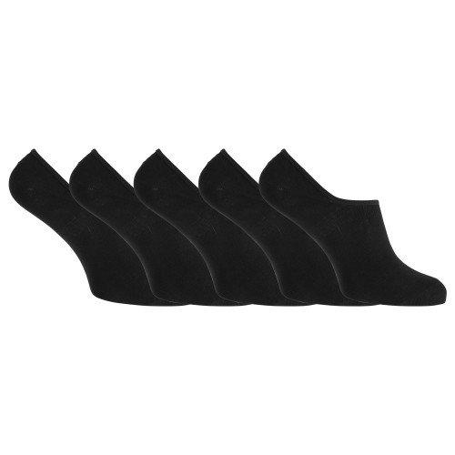 Tom Franks - Calcetines tobilleros deportivos para hombre (5 pares)
