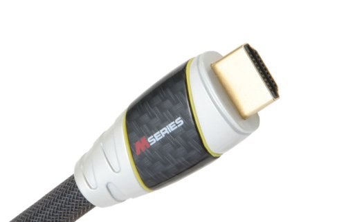 Monster Power Hd Video (Monster M850 HD-8 M-Series 850 HDTV HDMI Cable (8 feet) (Discontinued by Manufacturer))