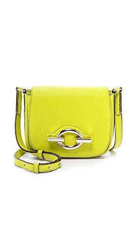 Diane von Furstenberg Women's Sutra Cafe Mini Bag, Citrine, One Size