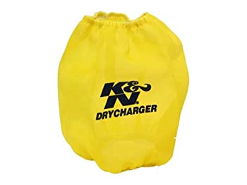 K&N RC-5060DY Yellow Air Filter Wrap