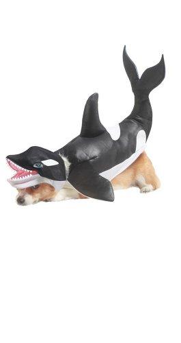 Animal Planet Orca Dog Costume, Small,