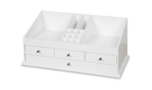 4-Drawer Cosmetic jewelry box /Makeup / Cosmetics Organizer