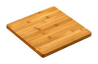 (Simply Bamboo CBV112 Valencia Bamboo Cutting Board, L x 12