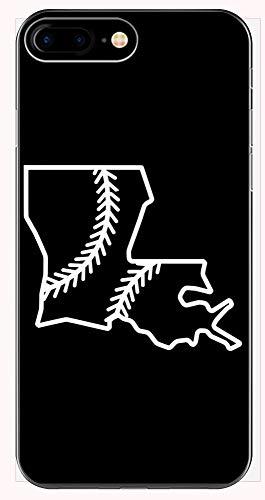 Louisiana Baseball USA State Pride - Phone Case for iPhone 6+, 6S+, 7+, 8+