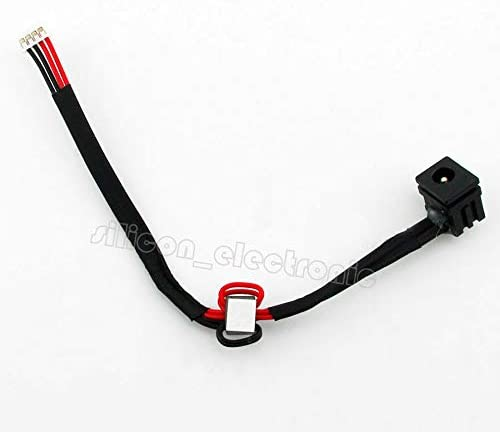 For Dc Power Jack W Cable For Toshiba Satellite C655-s5229 C655-s5231 C655-s5235