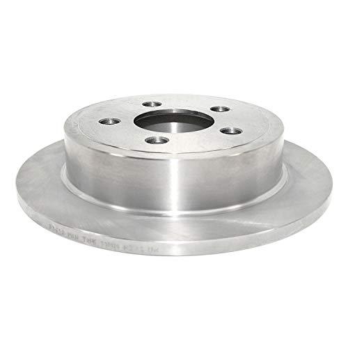 Price comparison product image DuraGo BR53010 Rear Solid Disc Brake Rotor