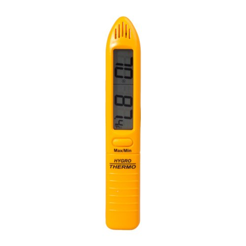 Flexzion Hygrometer Thermometer Temperature Measurement