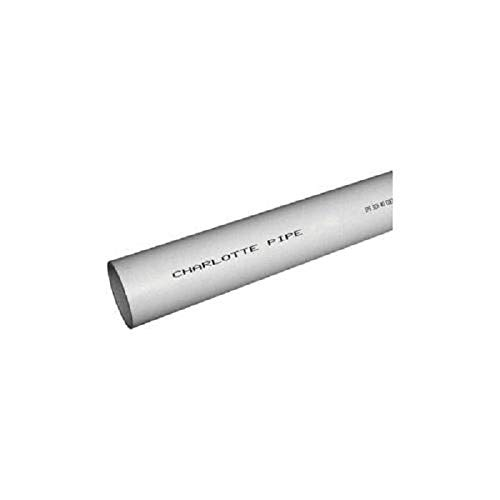 Cresline 51845 Cellular Core PVC Dwv Pipe, 4