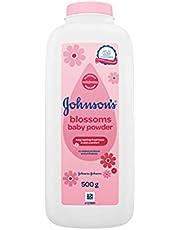 Johnson's Baby Blossoms Powder, 2 X 500g
