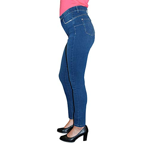Medium Stooker Slim Donna Blue Jeans tRrZw6tvxq