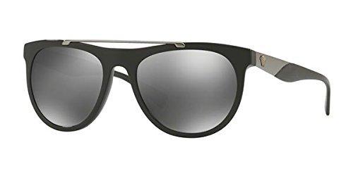 Versace 0VE4347 GB1 6G, Montures de Lunettes Homme, Noir (Nero), 56 ... 630c67ddf85e