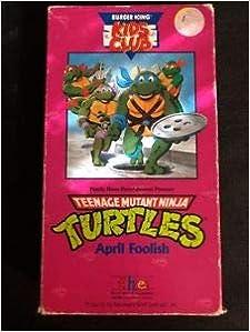 Teenage Mutant Ninja Turtles : April Foolish: Amazon.com: Books