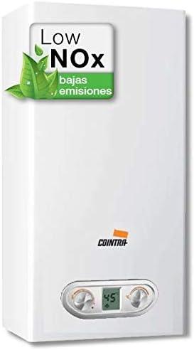 Calentador 11L Cointra CPAS11b ATMOSFÉRICO, LOW NOx, Gas Butano