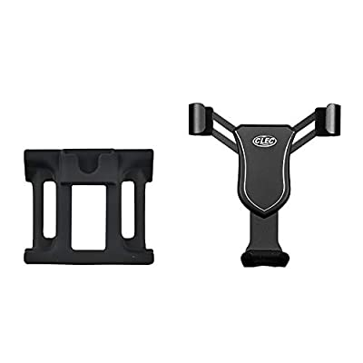 Fit for Mazda CX-5 Phone Holder Black Car Vent Mount Holder Cradle for iPhone,Samsung Galaxy,LG,All Smartphone 4