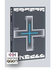 TXT - The Chaos Chapter: Freeze [World ver.] (The 2nd Album) [Pre Order] CD + fotoksiążka + składany plakat + Others with Tracking, dodatkowe dekoracyjne naklejki, fotokartki