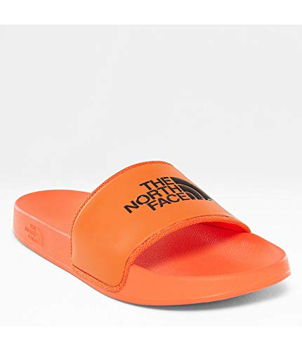 - Mens North Face Base Camp Slide 2 Urban Explore Orange Slider Sandals Size 8