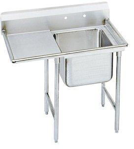 "Advance Tabco 40"" Regaline One Compartment Sink Model T9-1-24-18L"