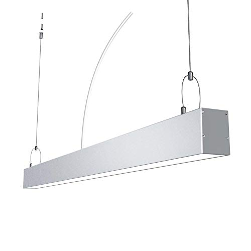 Led Suspended Ceiling Light Fittings in US - 1