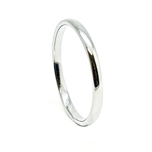 Classic Domed Tungsten Wedding Available