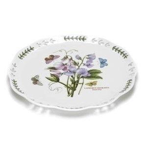 Portmeirion Botanic Garden - Presentation Pierced Cake Plate