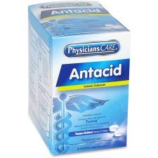 PhysiciansCare Antacid Tablets 2 Tablets/Packet