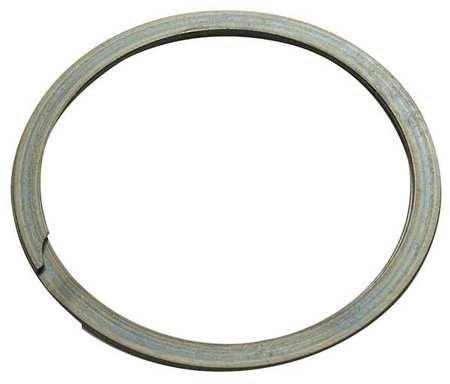 Stainless Steel Standard Retaining Ring Shaft Dia 9mm PK10 Ext DSH-9SA GRAINGER APPROVED