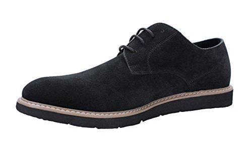 AK collezioni - Zapatillas para hombre negro negro 40