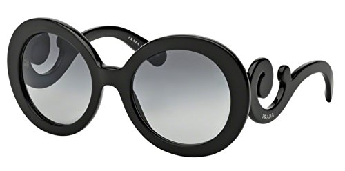 My Shades - Womens Round Vintage Classic Swirl Arm Designer Inspired Sunglasses