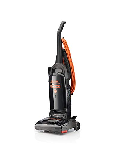 Hoover Commercial WindTunnel 13'' Bagged Upright Vacuum C1703900 (4 Units) by Hoover Commercial (Image #1)