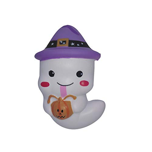 NOMENI Decompression Toy Slow Rebound Ghost Mini Color Ghost Simulation Toy Doll Fun Stress Reliever Decompression]()