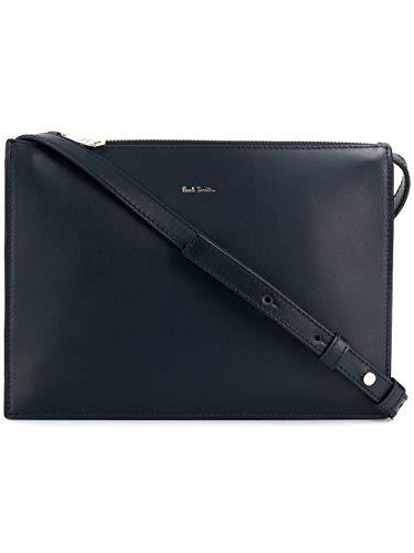 Bags Smith Paul (Paul Smith Women's W1a4927a5000347 Blue Leather Shoulder Bag)
