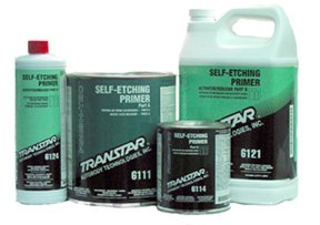 TRANSTAR (6111) Self-Etching Primer - 1 Gallon by TRANSTAR