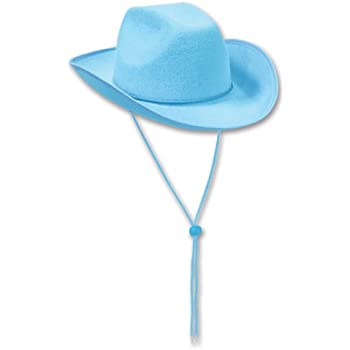 Amazon.com  Beistle 60846-C Felt Cowboy Hat ec38902c64fd