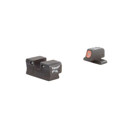Trijicon SIG P225, 226, 228, 239 HD Night Sight Set, Orange (Trijicon Sig)