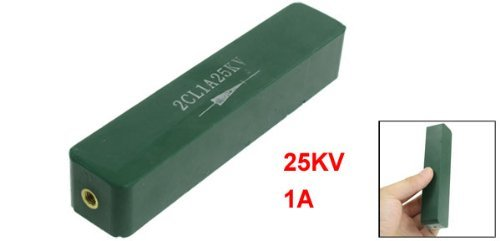 eDealMax vert 2CL 25KV 1A redresseur à Haute Tension HV Silicon Stack diode