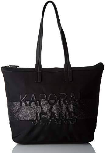 Kaporal femme Nepha Sacs portes epaule Noir (Black)