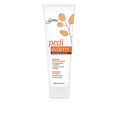 Gena Pedi Warm Foot Scrub (Pack of 2)