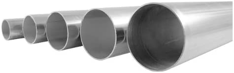 "1-7/8"" OD 304/304L Stainless Steel Tubing, Welded, 16 Gauge (.065) - 4' Length 31AWx2BQnqPL"
