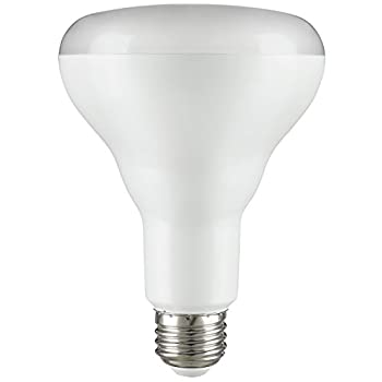 Sunlite BR30/LED/9W/ES/50K/2 5000K Medium E26 Base Frosted Dimmable LED 65W Equivalent BR30 Reflector Light Bulb2 Pack, Super White
