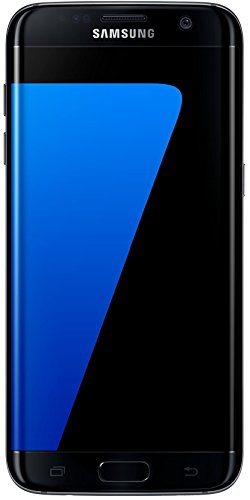 Samsung Galaxy S7 Edge SM-G935F 32GB Factory Unlocked 4G/LTE Single SIM Smartphone (Black Onyx)