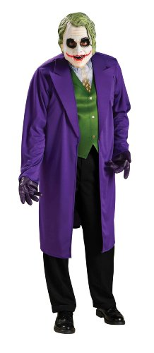 Rubie's Batman The Dark Knight Joker Costume